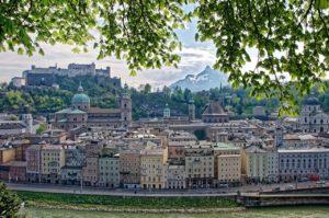 Sehenswürdigkeiten Salzburg